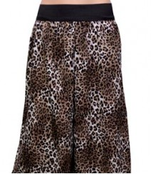 Animal Print Shaded Women's Palazzo Pants SSP34