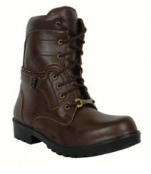 Elvace Brown Online Boot Men Shoes 5005