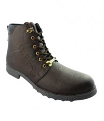 Elvace Comfortable golden Men Boot 5022