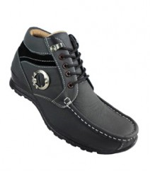 Elvace Grey Men Boot Men Shoes 5025