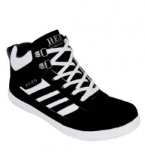 Elvace Black-white Converse Sneakers Men Shoes 7006