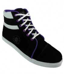 Elvace Black Men Sneakers Men Shoes 7014