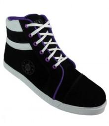 Elvace Black Men Sneakers Men Shoes 7014