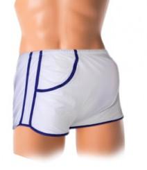 Free Size Italian Lycra Boxers Underwear D-036-Blue