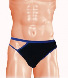 Free Size Italian Lycra Briefs Underwear B-191E