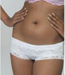 Full Hipester Lacy Pattern Designer Panty