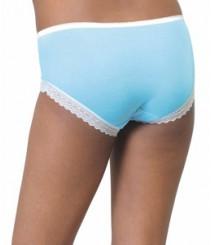 Full Hipester Fabric Designer Panty