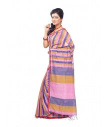 Pink Designer Khesh Silk Saree CBB0012