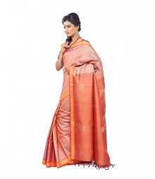 Golden Designer Mulberry Saree CBB0024