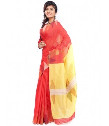 Handloom Ethnic Saree with Indian Mark CBF129