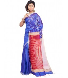 Handloom Ethnic Saree with Indian Mark CBF137