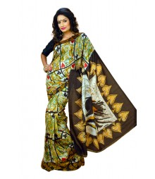 Indian Designer Silk Saree DSCA0043