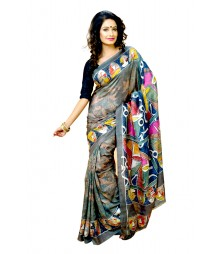 Indian Designer Silk Saree DSCA0054