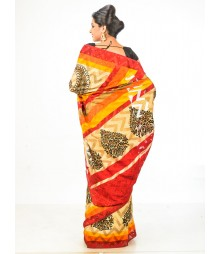 Indian Trendz Collection Brasso Saree DSCE0335