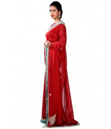 Exclusive Charming Maroon Color Saree MDL-S-SR1-037
