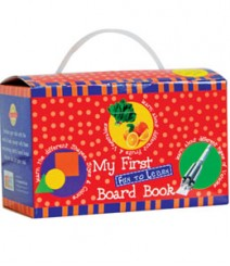 Buy Online My First Fun To Learn Board Book Box - Red (Set Of 8 Books) 15-9