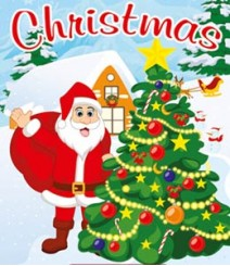 Buy Online Christmas (Magical 5 in 1 Colouring Book) 26-5