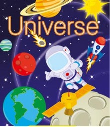 Buy Online Universe (Magical 5 in 1 Colouring Book) 27-2