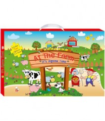 Buy Online At The Farm (My Big Box Of Puzzle & Book Fun) 28-9