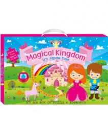 Buy Online Magical Kingdom (My Big Box Of Puzzle & Book Fun) 29-6