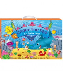 Buy Online Under The Sea (My Big Box Of Puzzle & Book Fun) 30-2