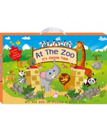 Buy Online At The Zoo (My Big Box Of Puzzle & Book Fun) 32-6