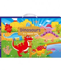 Buy Online Dinosaurs (My Big Box Of Puzzle & Book Fun) 35-7