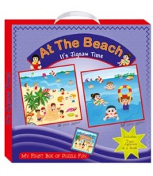 Buy Online At The Beach (My First Box Of Puzzle Fun) 36-4