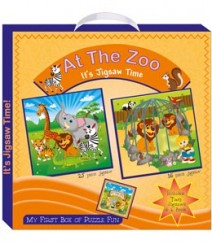 Buy Online At The Zoo (My First Box Of Puzzle Fun) 37-1