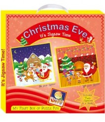 Buy Online Christmas Eve (My First Box Of Puzzle Fun) 38-8