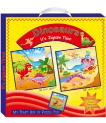 Buy Online Dinosaurs (My First Box Of Puzzle Fun) 39-5