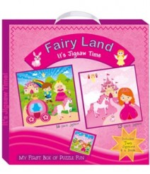 Buy Online Fairy Land (My First Box Of Puzzle Fun) 40-1