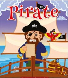 Buy Online Pirate (Magical 5 in 1 Colouring Book) 42-5