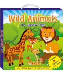 Buy Online Wild Animals (My Little Pack Of Jigsaw Puzzle) 43-2
