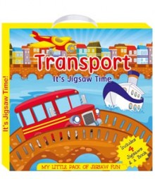 Buy Online Transport (My Little Pack Of Jigsaw Puzzle) 44-9