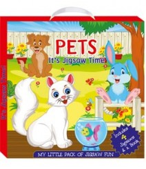Buy Online Pets (My Little Pack Of Jigsaw Puzzle) 46-3