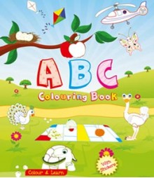 Buy Online ABC (Colour & Learn) in India 53-1