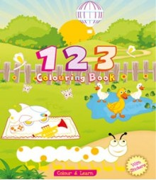 Buy Online 123 (Colour & Learn) in India 54-8