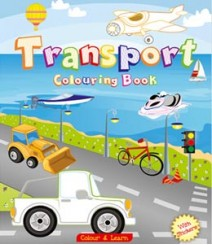 Buy Online Transport (Colour & Learn) 56-2