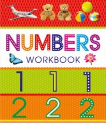 Buy Online Numbers Wipe & Clean Workbook 66-1