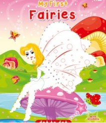 Buy Online FAIRIES Colouring Exercises Book 73-9