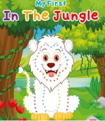 Buy Online In The Jungle Colouring Exercises Book 74-6