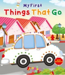 Buy Online Things That Go Colouring Exercises Book 77-7