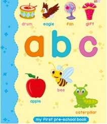 Buy Online ABC Alphabets Picture Book 78-4