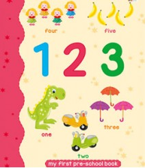 Buy Online 123 Counting And Numbers Picture Book 79-1