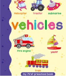 Buy Online Vehicles Picture Book in India 80-7