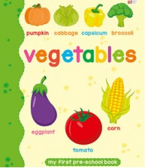 Buy Online Vegetables Picture Books in India 81-4