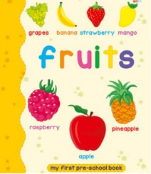 Buy Online Fruits Picture Book in India 82-1