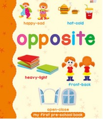 Buy Online Opposite Picture Book in India 83-8