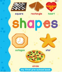 Buy Online Shapes Picture Book in India 85-2